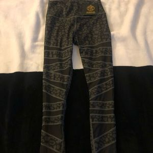 TYC Cheetah Mesh Leggings